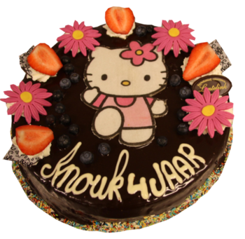 Hello Kitty chocolade